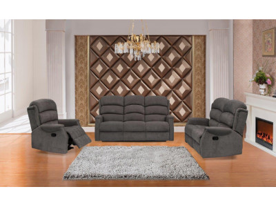 Fargo 2 Seater +  2 Recliner Suite
